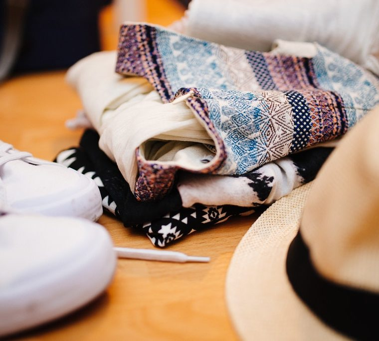 Packing Checklist – Clothes and Accessories