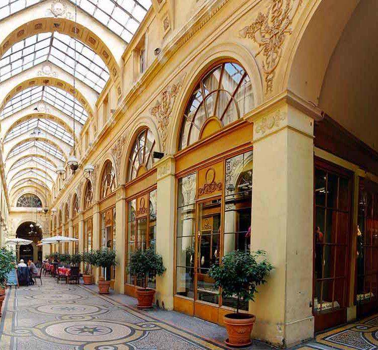 Galerie Vivienne & Jardin du Palais Royal