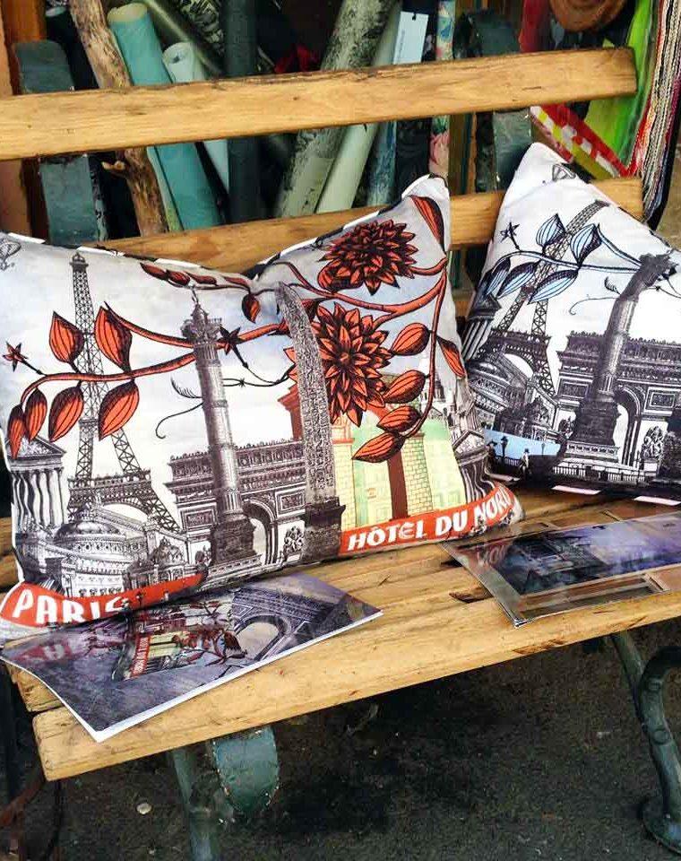 Les Puces de Saint-Ouen (Flea Market)